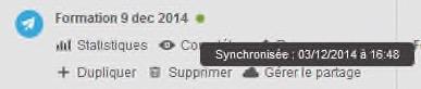 Synchro campagne OK